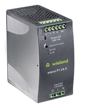 Picture for category Din Rail Power Supplies