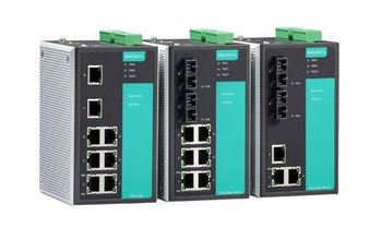 Picture for category DIN-Rail Ethernet Switches