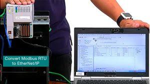 Convert Modbus RTU To PROFINET In 4 Steps