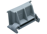 Picture of Angled DIN-rail adapter