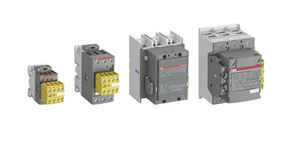 ABB AFS Contactors For Safety Applications